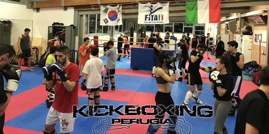 Kick Boxing Perugia