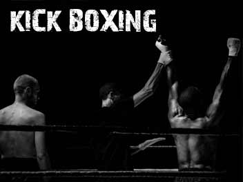 Kick Boxing Sport